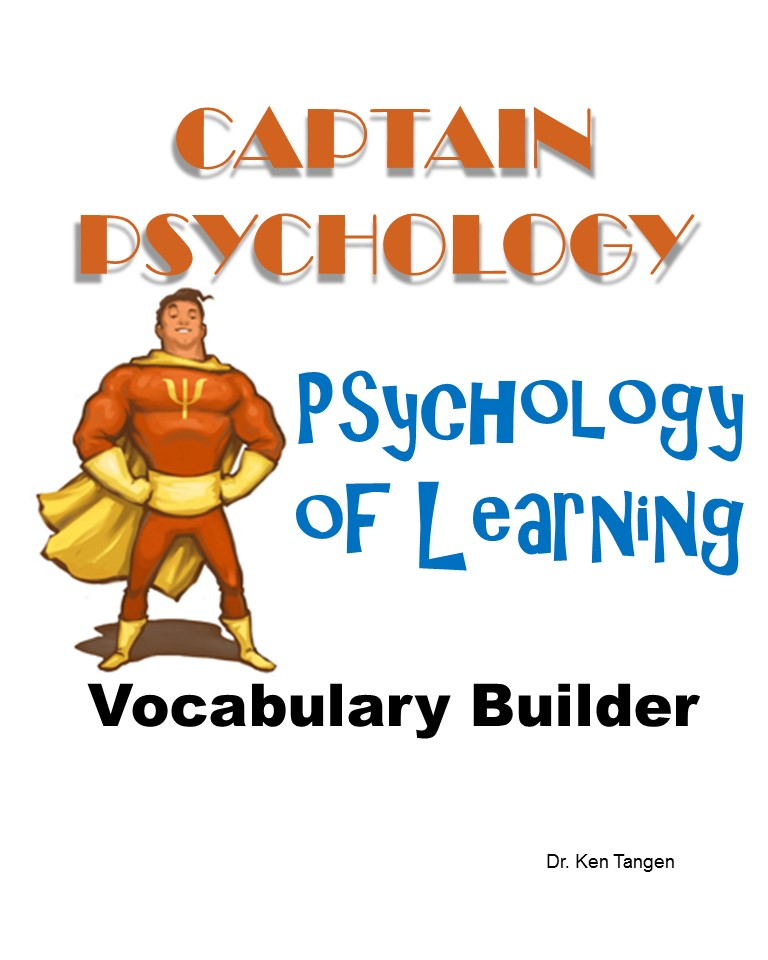 Vocabulary Builder for Learning