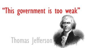 Jefferson quote out of context